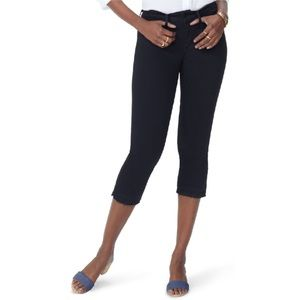 NYDJ Released Hem Capri